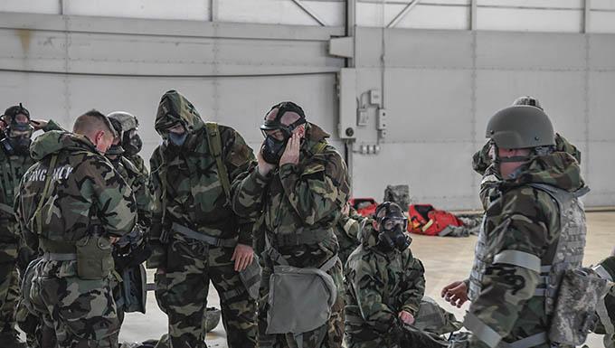 Pre-Deployment Readiness Training