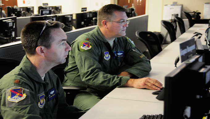 217th Air Operations Group Participates with Northern Strike