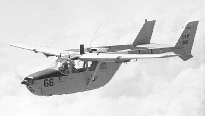 O-2 Skymaster 1971-1980