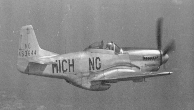 North American P/F-51 Mustang